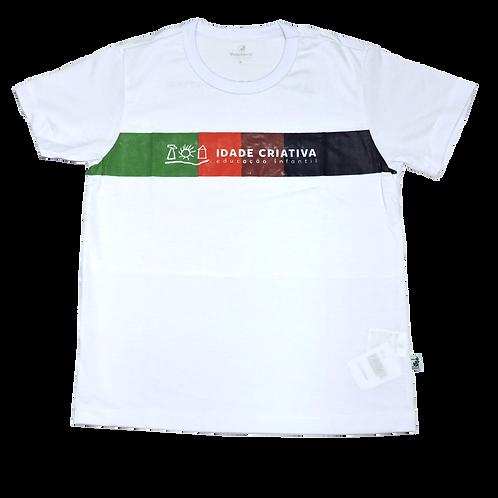 Camisa C/Manga Idade Criativa