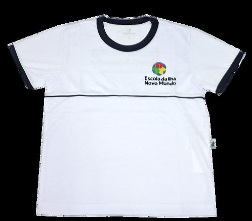 Camisa C/Manga Ens. Fund. I e II Esc. Da Ilha