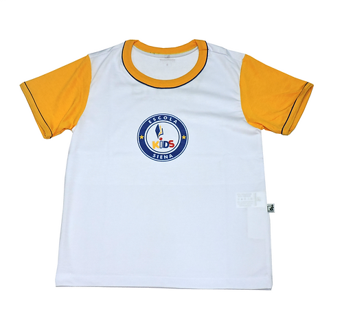 Camisa Com Manga Ed. Infantil