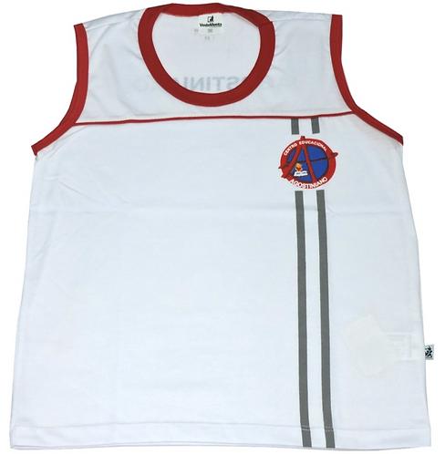 Camisa S/Manga Ens. Médio Agostiniano
