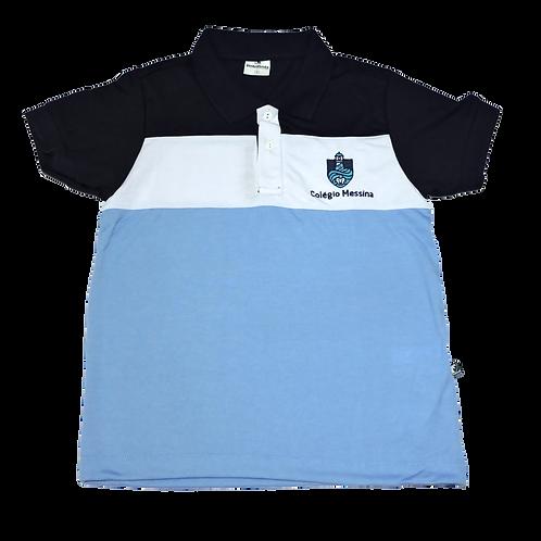 Camisa Polo Ens. Fund. I e II Messina