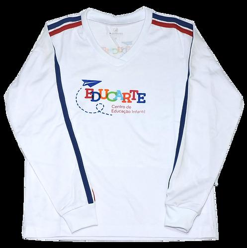 Camisa M/Longa Educarte
