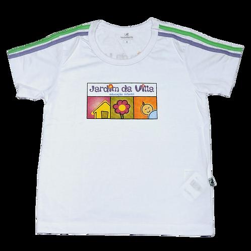 Camisa C/Manga Jardim da Vila