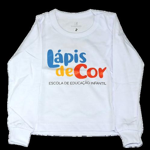 Camisa M/Longa Lápis de Cor