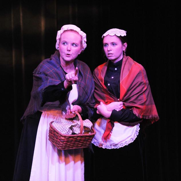 Chemical Imbalance: A Jekyll & Hyde Play