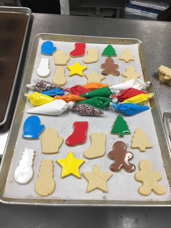 Holiday Sugar Cookie Decorating Kit