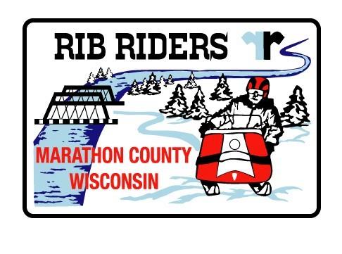 rib riders logo