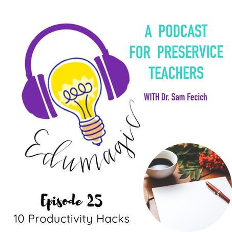10 Productivity Hacks