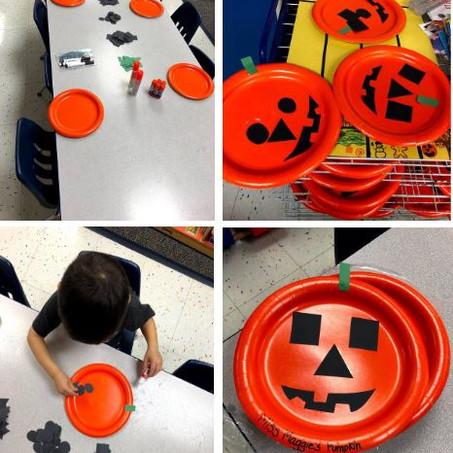 Pumpkins and preschoolers