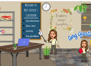 5 things you need to know when creating a bitmoji classroom