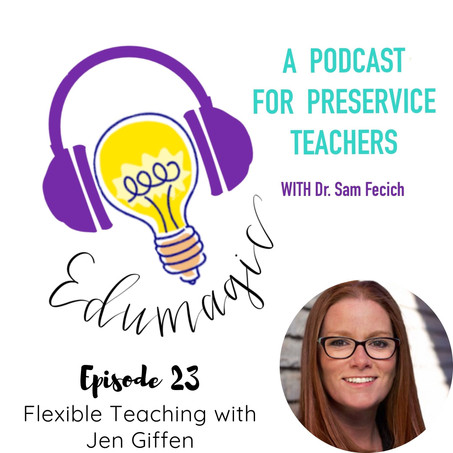 Flexible teaching with Jen Giffen