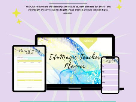 Get organized future teachers!