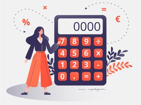 Presupuestos y tarifas del diseñador gráfico