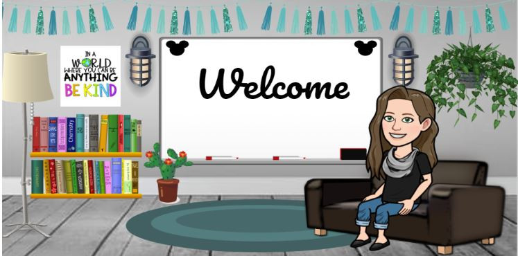 Bitmoji Classroom A Guest Post By Sarah Mills