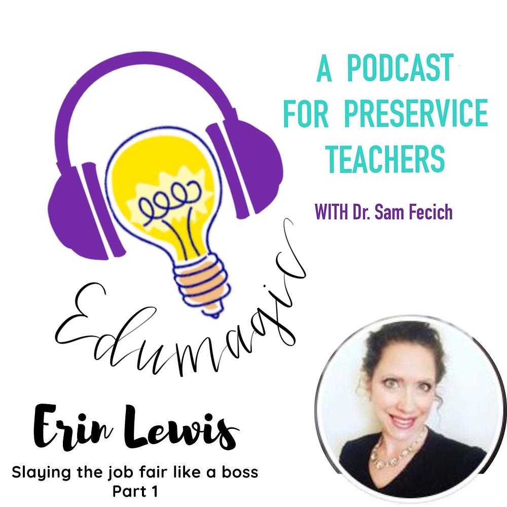 Erin Lewis podcast episode