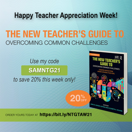 The new teacher's guide to overcoming challenges