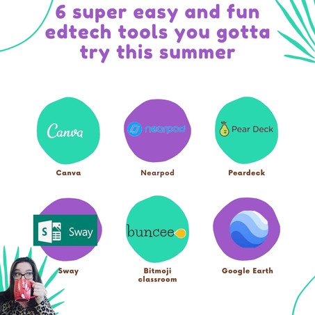 6 edtech tools you gotta try out this summer
