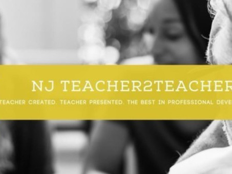 The scoop on co-teaching featuring NJTeacher2Teacher
