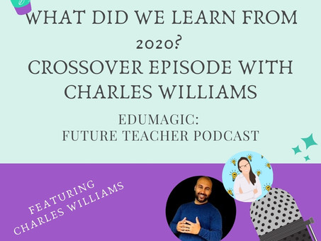 What did we learn from 2020? Crossover episode with Charles Williams