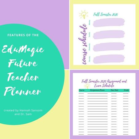 EduMagic Planner- The planner for future teachers