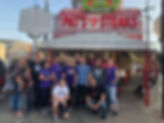 EPN at Pat's king of steaks ISTE 2019