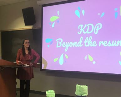 Kappa Delta Pi - Beyond the Resume