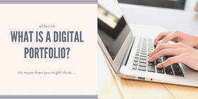 Digital portfolios from scratch to interview ready