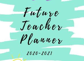 Staying Organized as a Future Teacher