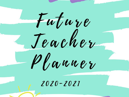 Staying Organized as a Future Teacher