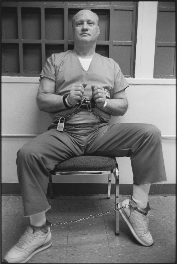 """Mike Lambrix, from death row in Florida: """"Life is about choices and our choices define not only"""