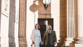 Leeds Town Hall > Northern Monk Brew Co! // Faye + Mark's relaxed wedding!