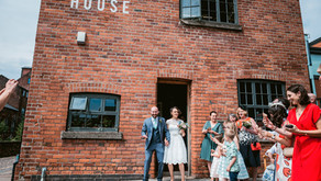 Two Part Wedding at The Chimney House, Sheffield // Emma + Bob Pt.1