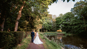Wortley Hall Wedding full of colour | Ruth + Kris