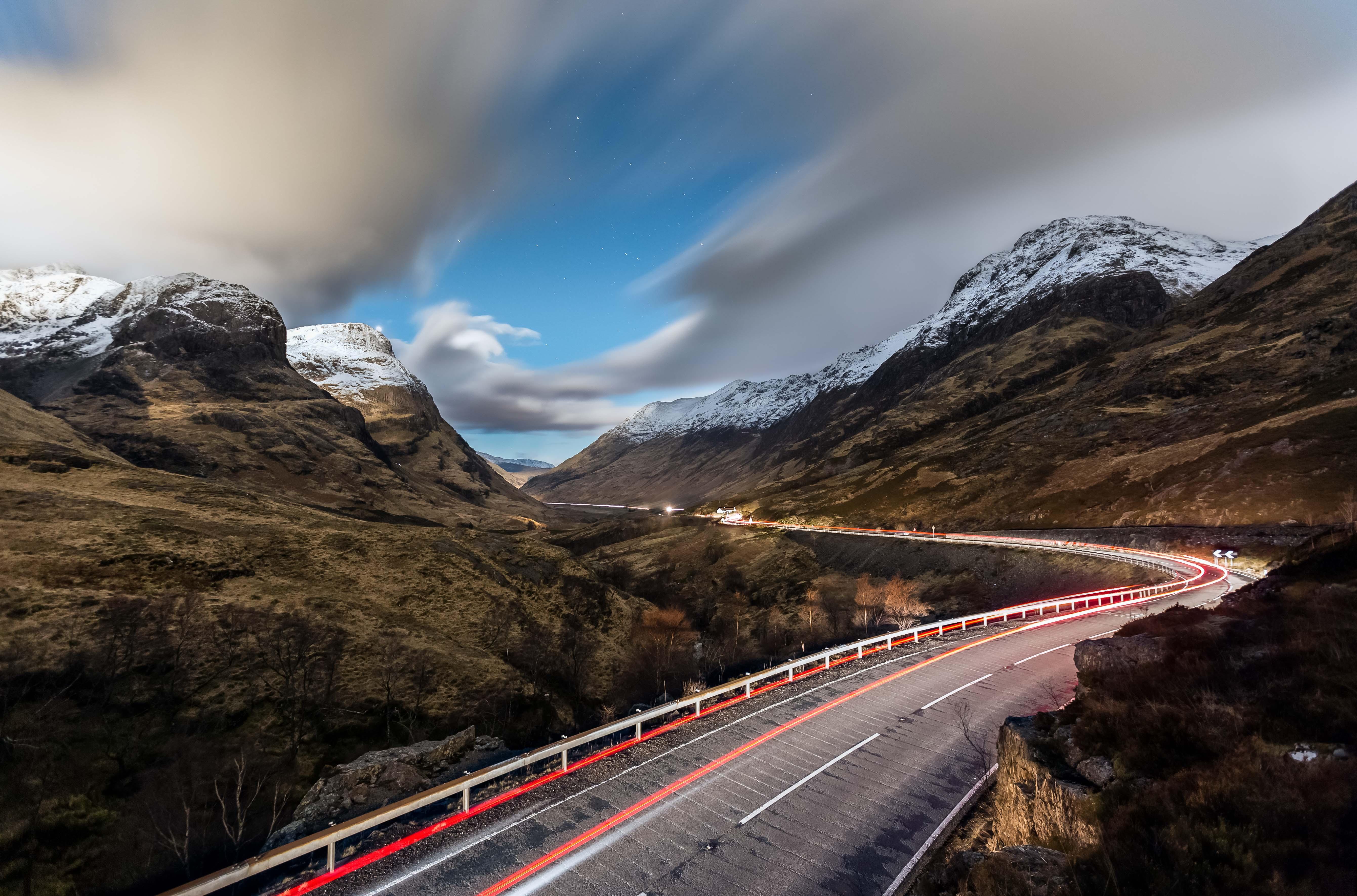 Glencoe lightrails