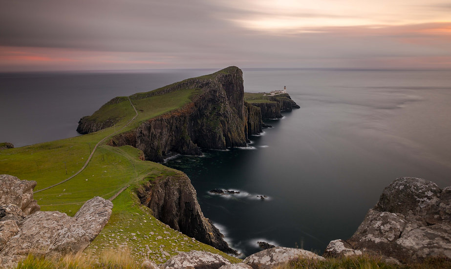 Neist Point Lighthouse | Isle Of Skye