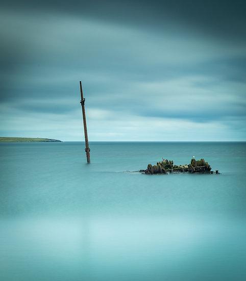 Shipwreck Orkney