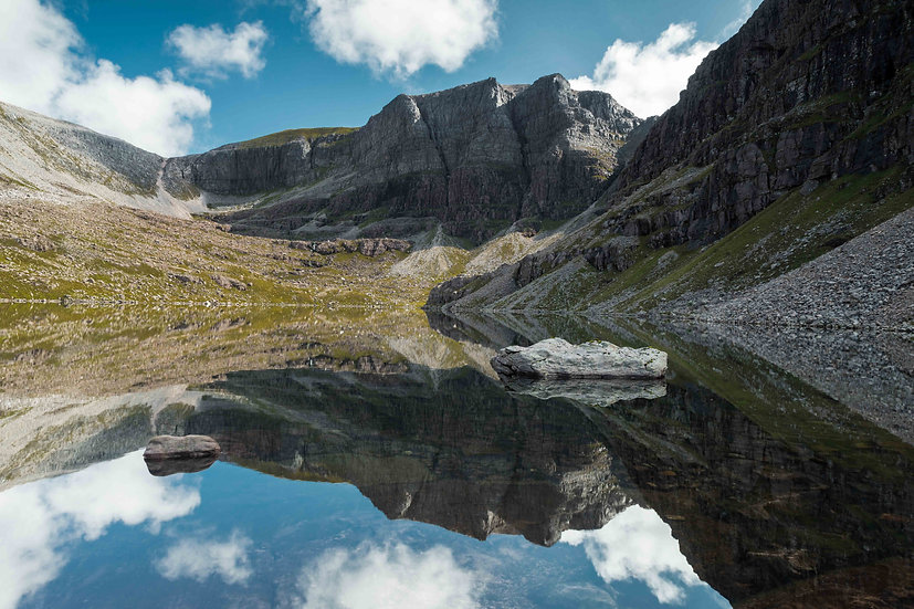 Reflections - Triple Buttress | Torridon