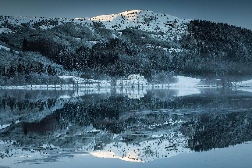 Reflections of Loch Chon