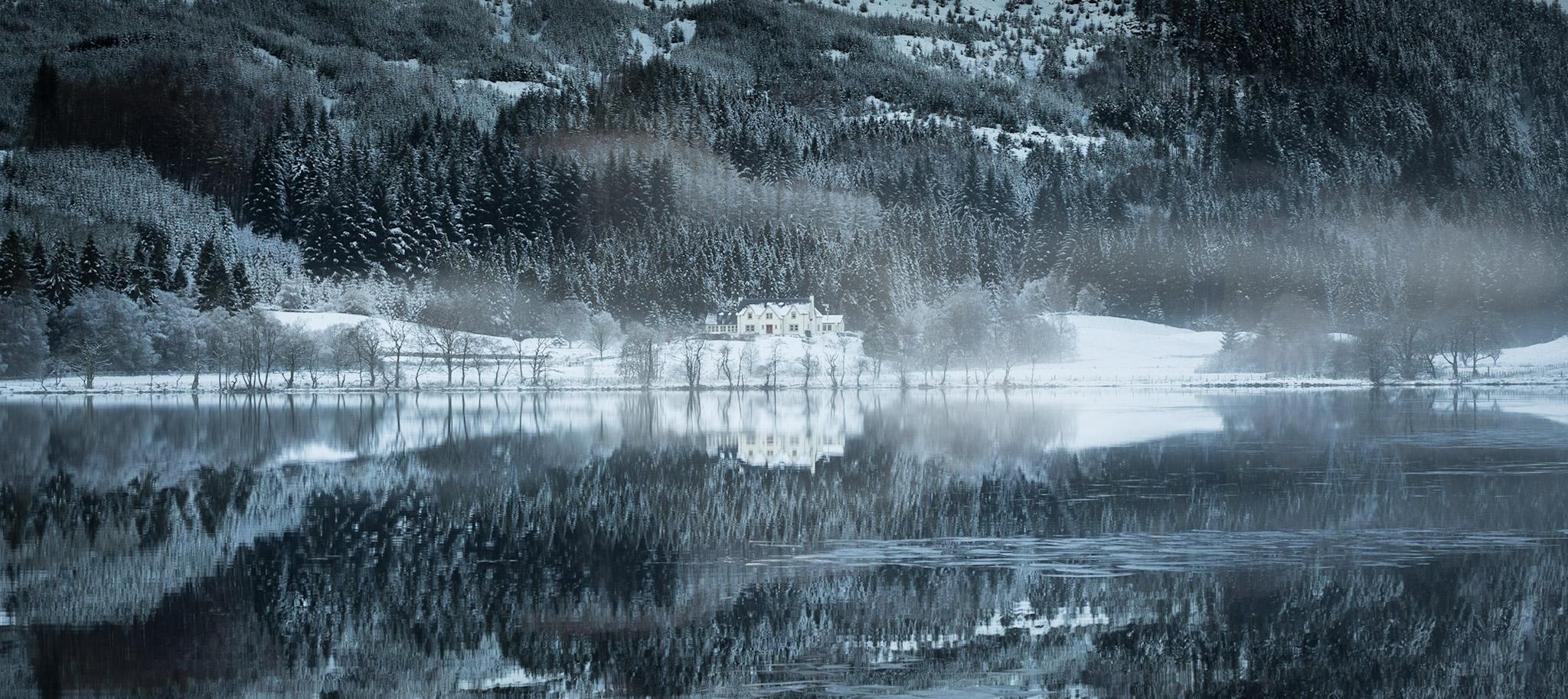 Frenich Farm | Loch Chon