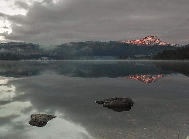 First light Ben Lomond | Loch Ard