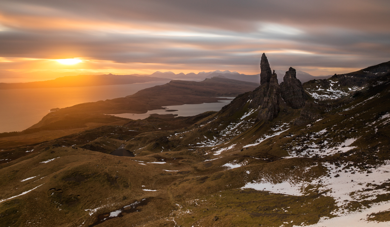 The Storr Sunrise | Isle of Skye
