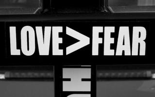 Fear > Love:  3 Ways Love can Improve Your Leadership