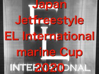 ジャパン ジェットフリースタイル エルインターナショナルマリン カップ2020 協賛募集❣️