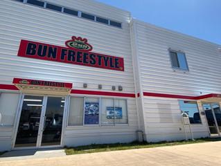世界一のフリースタイルメーカー BUN FREESTYLE✨✨