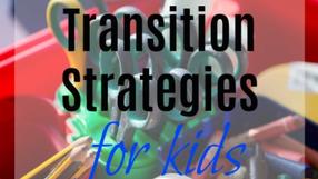 Transitions Between Kids' Activities