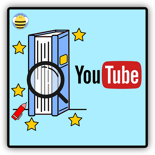Book Review with YouTube Video (one book)