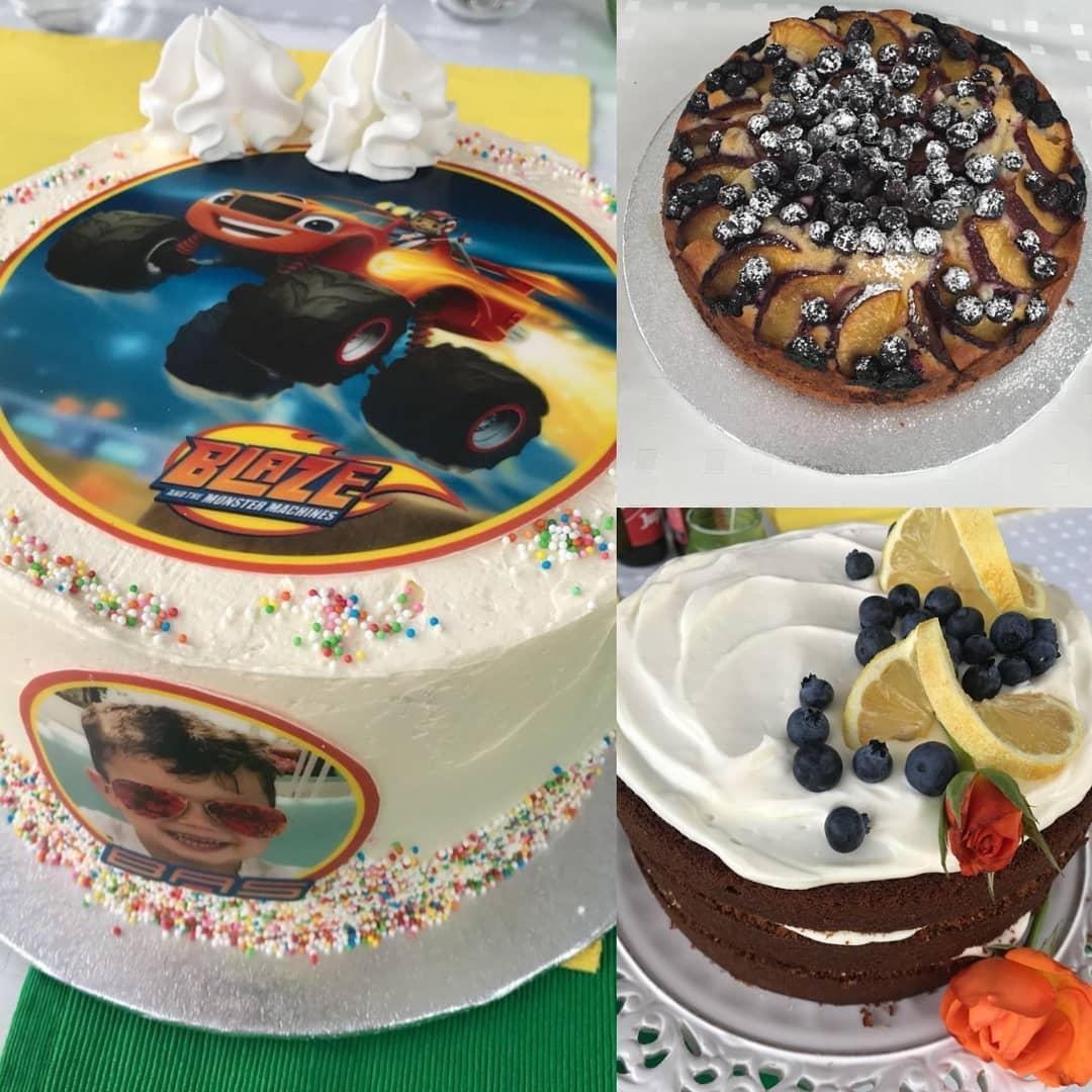 foodprint blaze taart