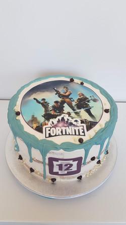 foodprint fortnite taart