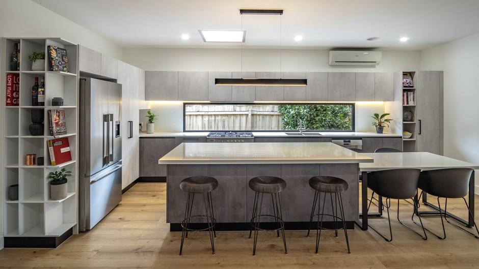 Aspendale Kitchen Photography