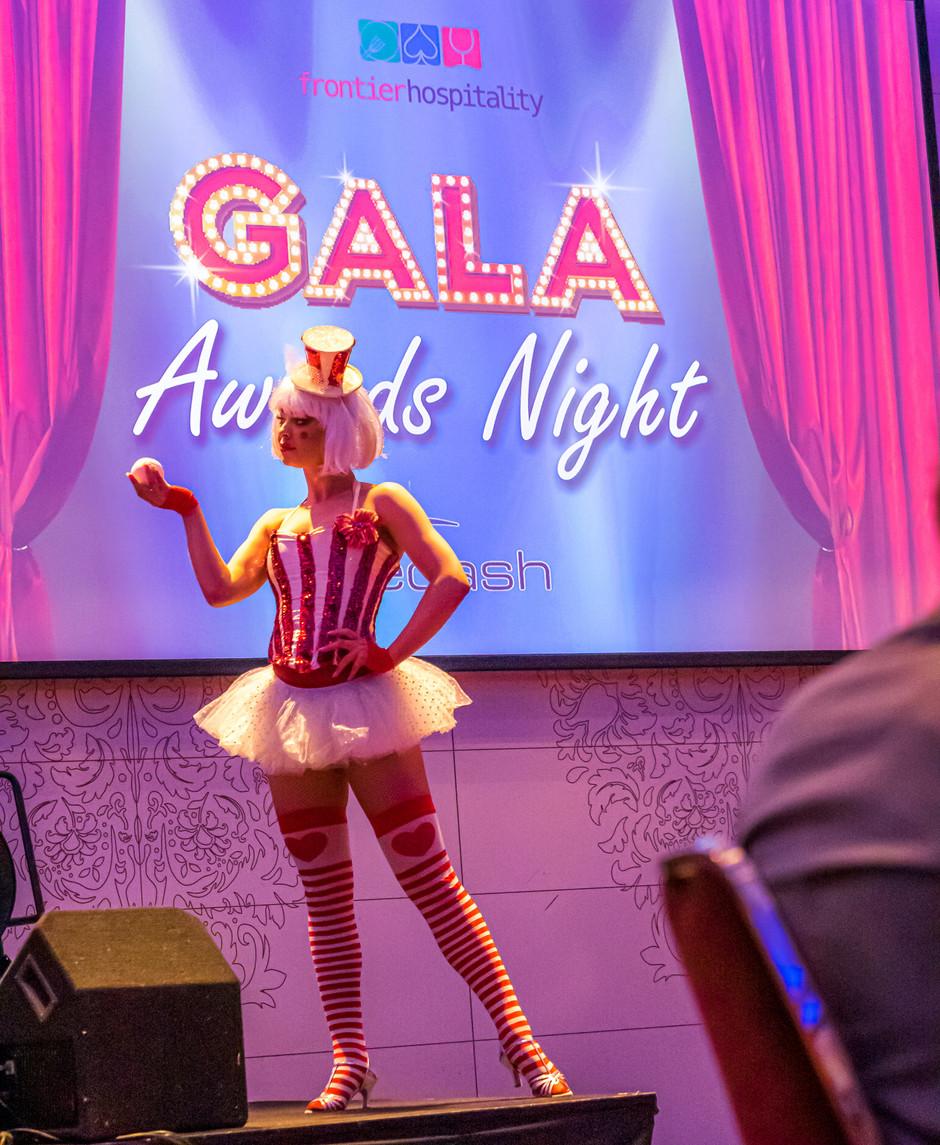Frontier Hospitality Awards Gala